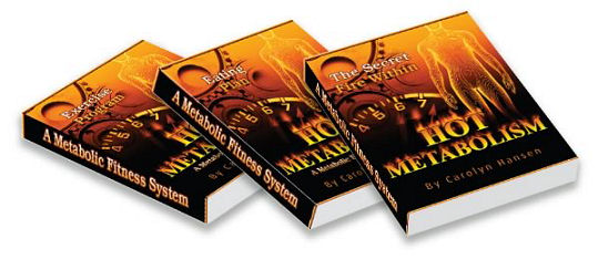 hot metabolism three volumes
