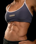 female bodybuilder abs