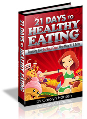 21 Days To Healthy Eating